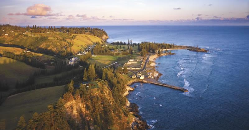 Discover Norfolk Island
