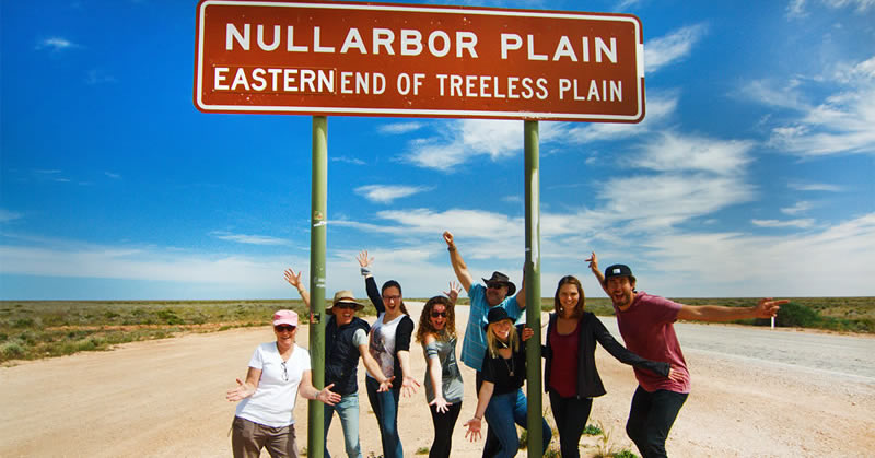 Discover the Nullarbor Adventure