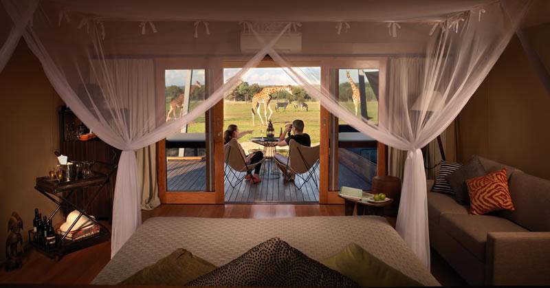 Zoofari Lodge