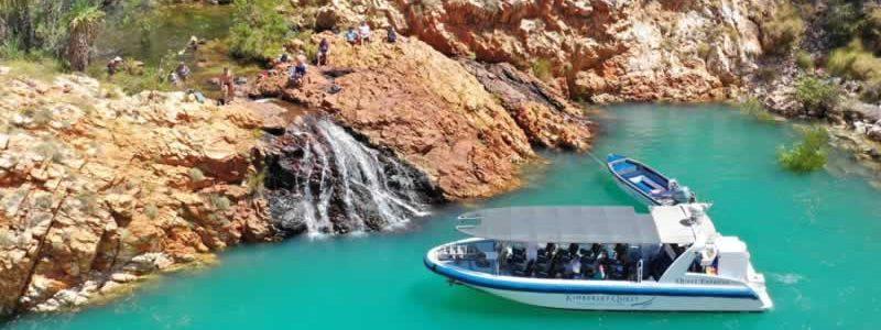 4 Day Taste of the Kimberley Cruise
