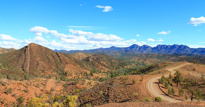 Legendary Outback Tracks 4WD Safari