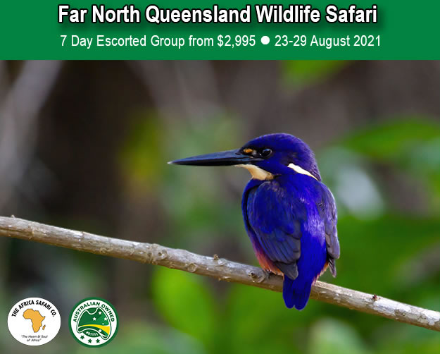 Far North Queensland Wildlife Safari