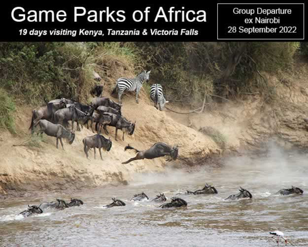 Game Parks of Africa 2022