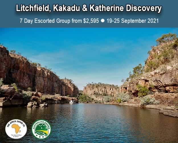 Litchfield, Kakadu & Katherine Discovery