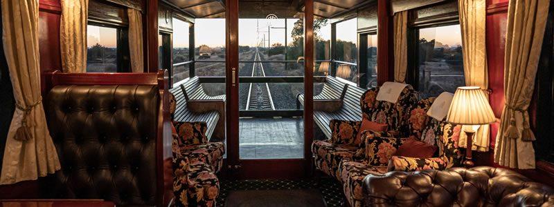 Rovos Rail: Dar es Salaam to Cape Town