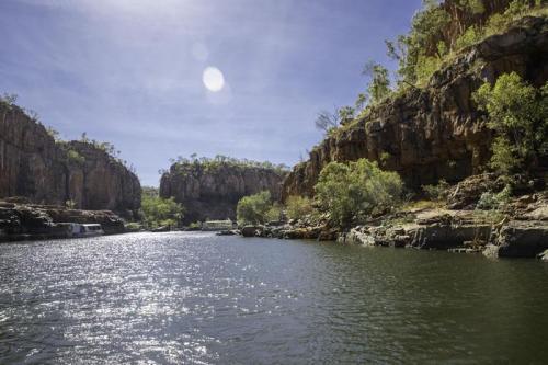 Nitmiluk National Park Image Credit: Tourism NT/Helen Orr