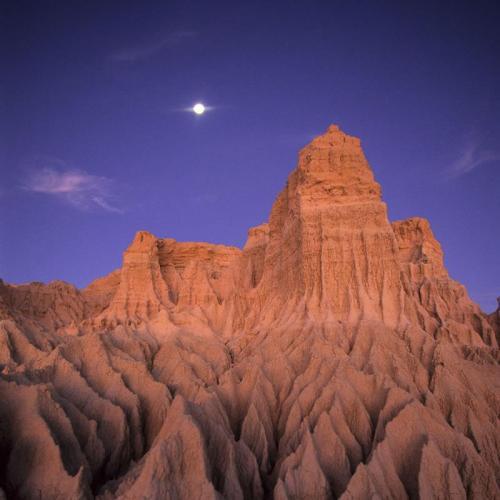 Walls of China, Mungo National Park.<br>Credit: Destination NSW