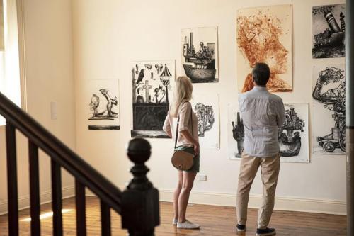 Broken Hill Regional Art Gallery.<br>Credit: Destination NSW