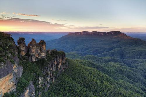 Three Sisters, Blue MountainsCredit: Filippo Rivetti