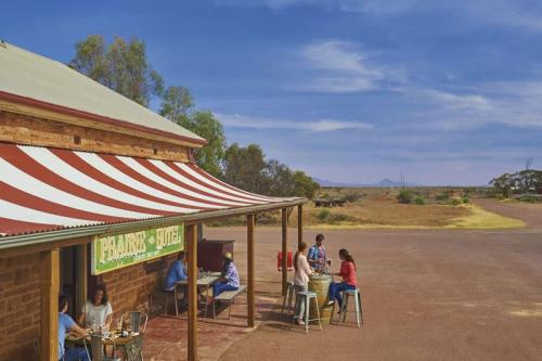 Country pub flinders ranges