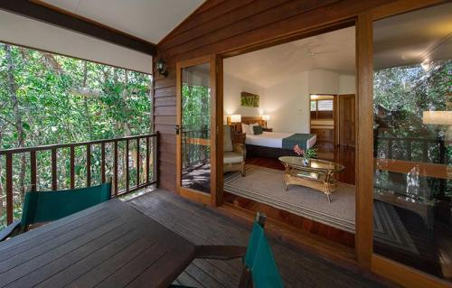 Eucalypt Bungalow Room