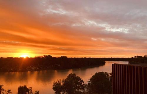 Frames Sunset