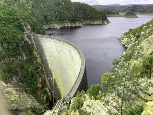 Gordon River Dam