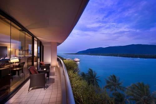 Hilton, Cairns: View
