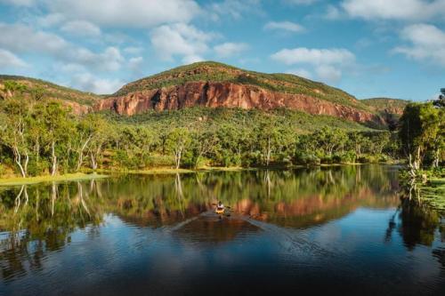Mount Mulligan and Weir