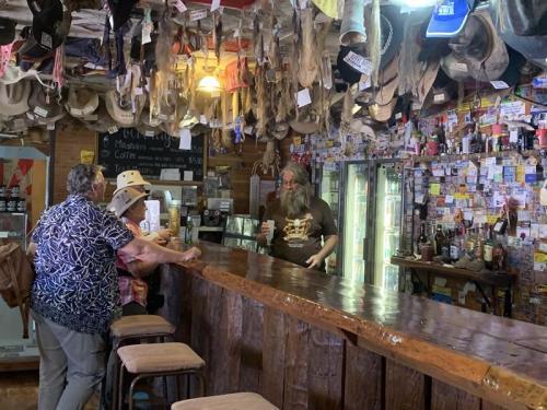 Mungerannie Pub