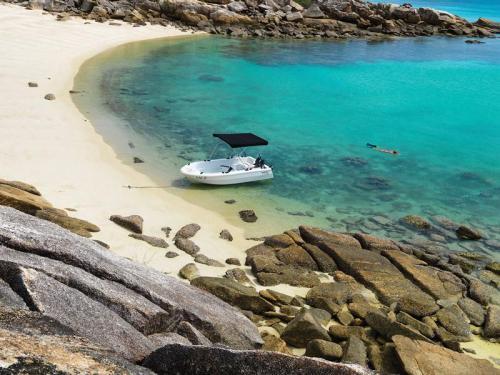 Private Beaches