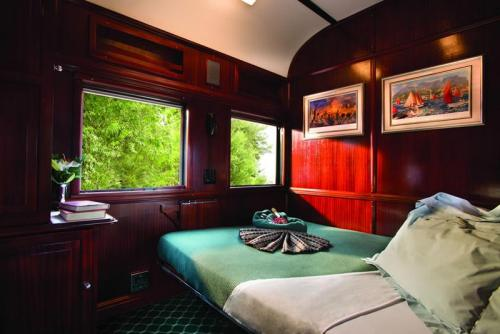 Pullman Suite - Double Bed