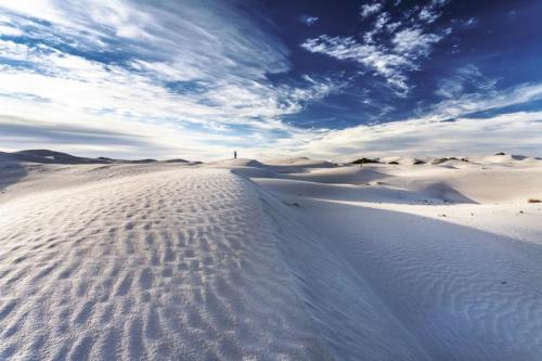 Sand dunes Eyre Peninsula