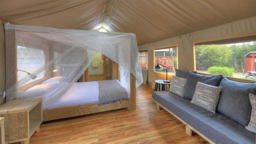 Scamander Sanctuary (Safari Tent – self-contained)