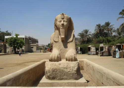 Sphinx at Memphis