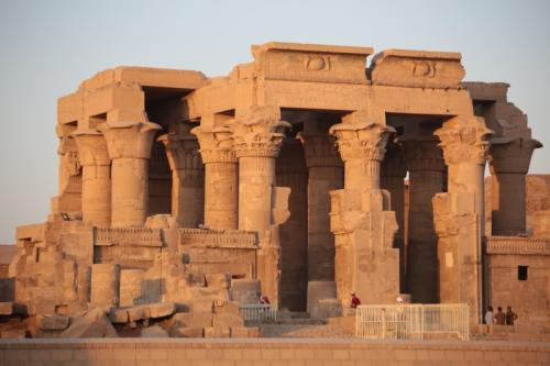 The twin Temples at Kom Ombo