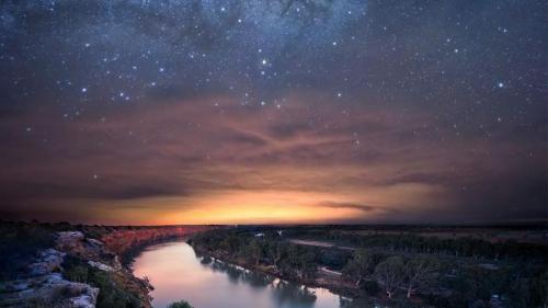Dark sky reserve - Murray River